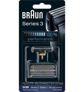 30B Series 3 (negro) Braun