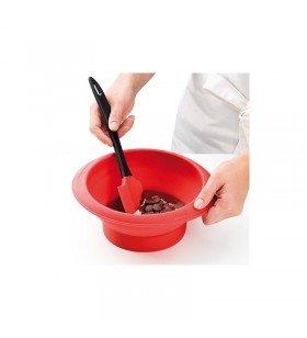 Lékué Choco Bowl Rojo