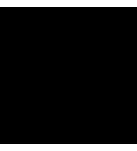Ibili Molde para Donut Negro