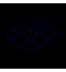 Ibili Molde 24 mini cupcakes